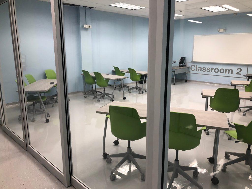 Classroom 2, STEM Success Center