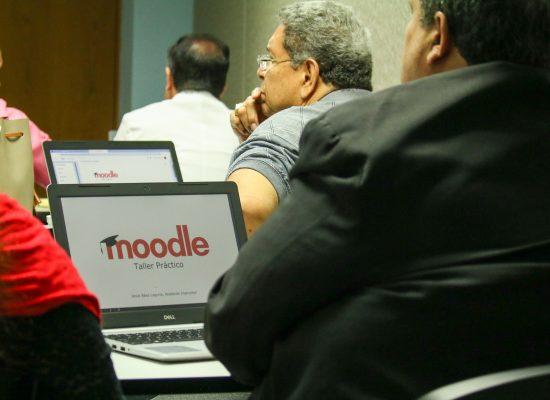 Diseña y desarrolla un curso híbrido utilizando Moodle