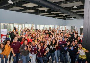 Dewey University reúne cientos de estudiantes para explorar, inspirar y aprender