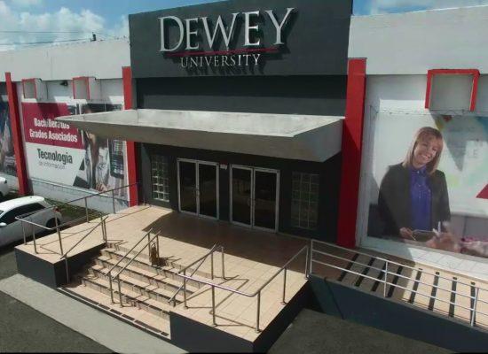 La fabricación digital de última generación llega a Dewey University