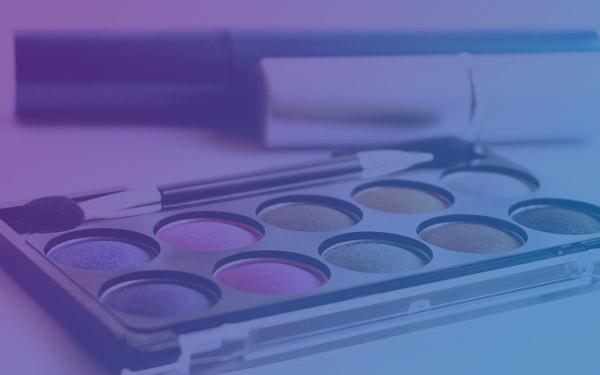 ¿Se puede imprimir maquillaje?
